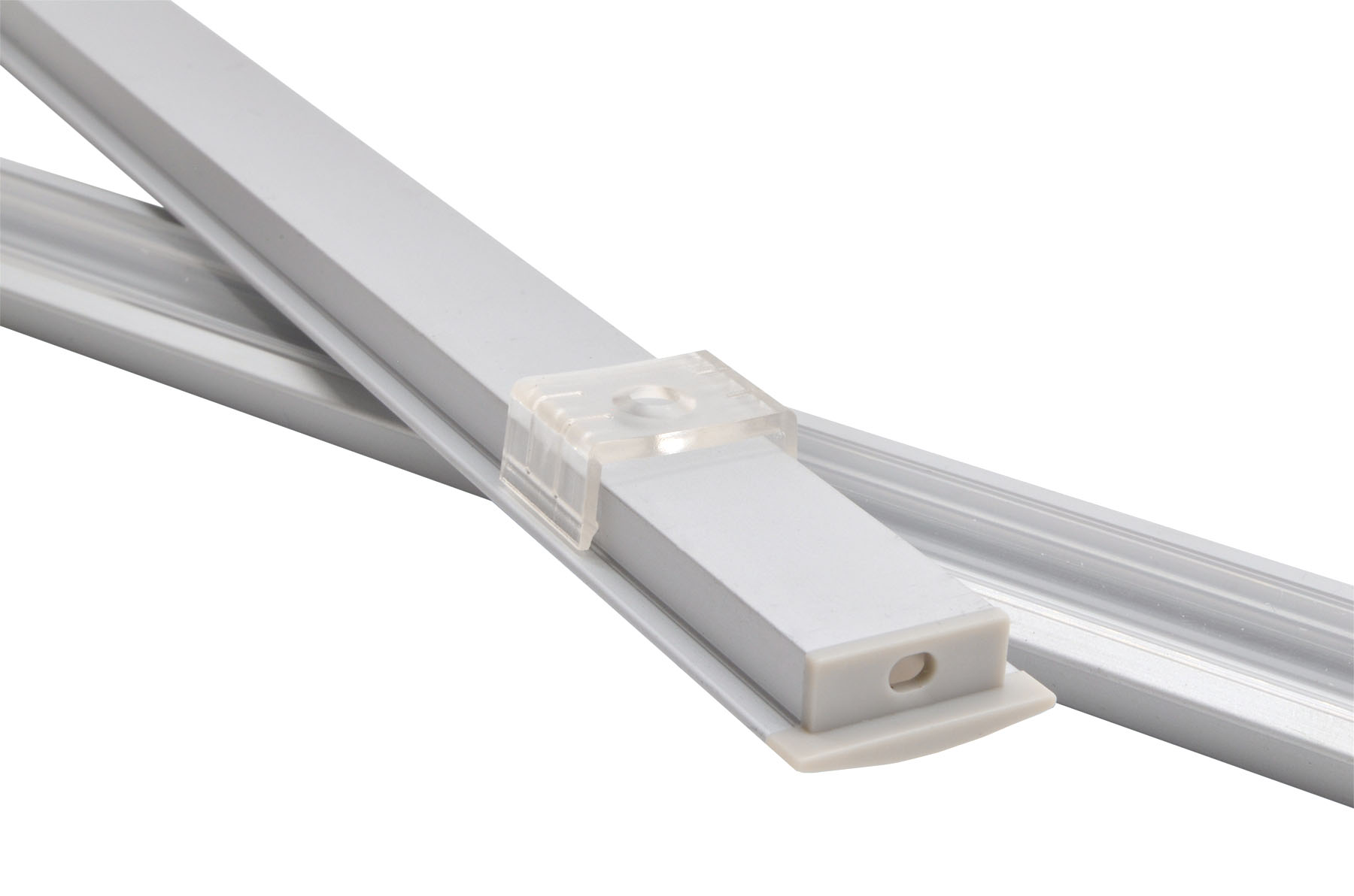 Recessed Flush Mount LED Strip Fixture   Heraco Lights