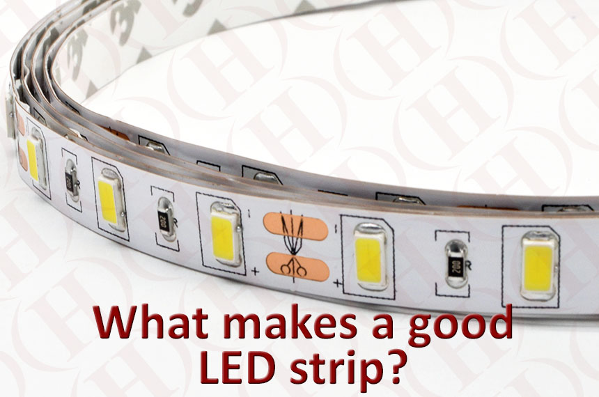 3528 vs 5050 vs 5630 LED SMD Diodes | Heraco Lights