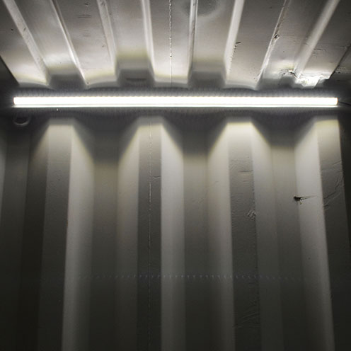 Corner led system builder heraco lights industrial led strip light corner housing aloadofball Image collections