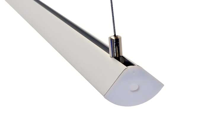 Hanging LED Strip Fixture Heraco Lights
